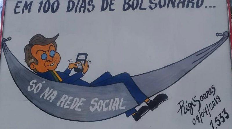 100 dias de Bolsonaro: muita polêmica e pouco trabalho