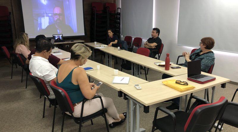 Dirigentes avaliam curso de formação no Nordeste