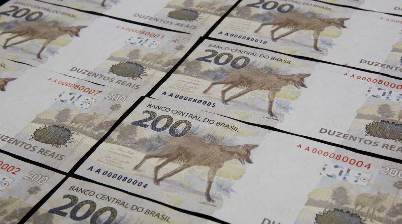 Dinheiro novo para uma tarefa nobre